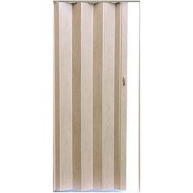 Двери складные Гармошка YTF жесткое соединение
