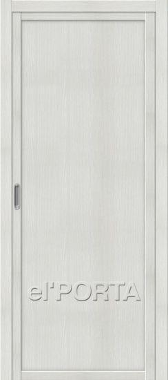 Раздвижная дверь Эльпорта Серия Twiggy (M1) Bianco Veralingа