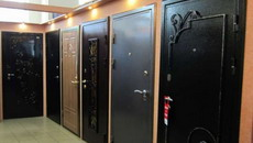 Продажа металлических дверей в Минске