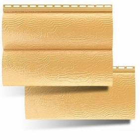 Блок Хаус Альта Профиль ВН-03 Золотистый двухпереломный (Малый)