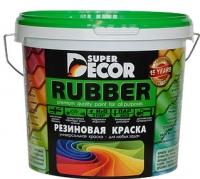 Резиновая краска SUPER DECOR №02 Черепица красная