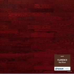 Tarkett Flamenco Дуб Красная река